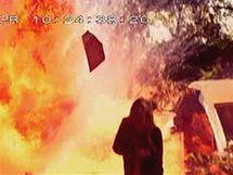 Letecké katastrofy - Ničivá bouře
