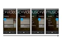 Windows Phone 7 Series - ovládání