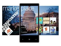 Windows Phone 7 Series - nový Marketplace