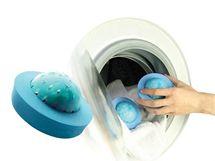 Míčky na praní vydrží 150 praní, ale i více