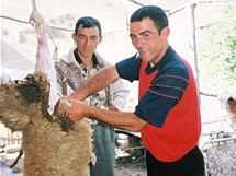 Ázerbájdžán, beraní hody