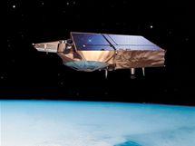 Satelit pro sledování ledovců CryoSat-2