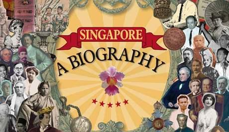 Obálka jedné z publikací o Singapuru