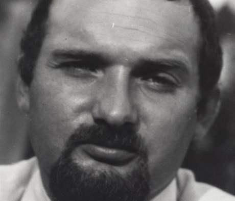 Právník Milan Hulík v mladších letech; nedatováno