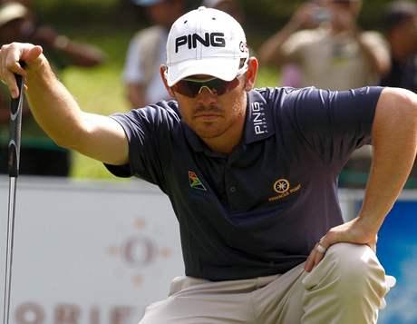 Louis Oosthuizen - Hassan II Trophy 2010, čtvrté kolo.