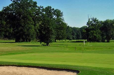 Hřiště Rytířského golfového klubu, Krobielowice.