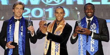 Josef Karas skončil druhý na prestižní soutěži Mr. World 2010