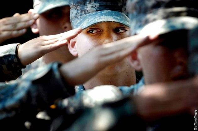 Vojáci americké armády. Ilustra�ní foto