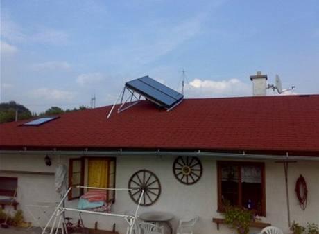 Solární panely - Ecomont