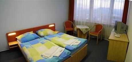 Hotel Lázně Kostelec - pokoj