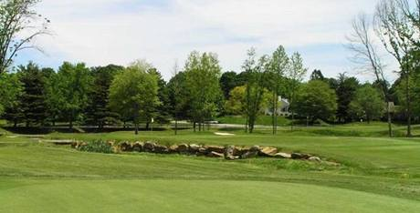 Golf v Yorku