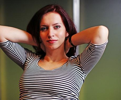Nora Fridrichová - novinářka, moderátorka publicistiky ČT