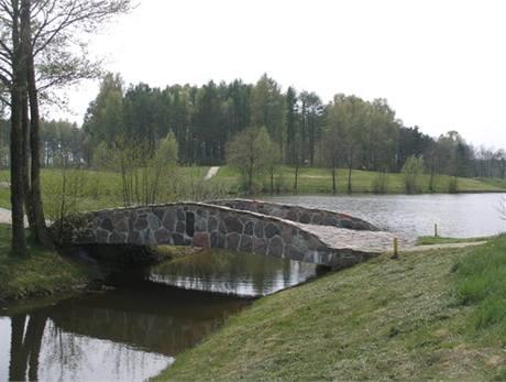 Golfové hřiště Postolowo.