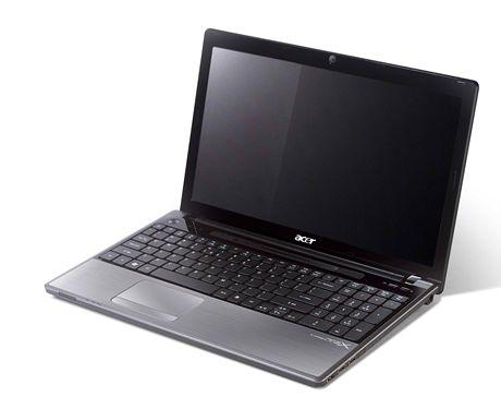 Acer Aspire 5820T - Timeline X