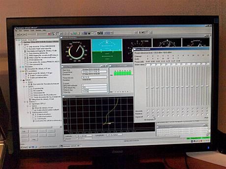 Spirent GSS8000 GPS/GNSS Constellation Simulator