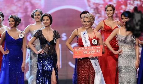 Česká Miss World 2010 Veronika Machová