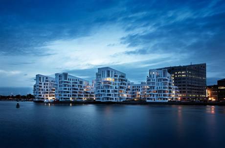 Havneholmen, Kodaň - finalista z kategorie rezidenční bydlení