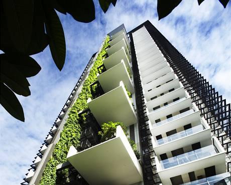 Newton suites, Singapur, finalista kategorie Rezidenční bydlení