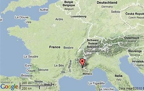 Středisko Pra-Loup ve francouzských Alpách