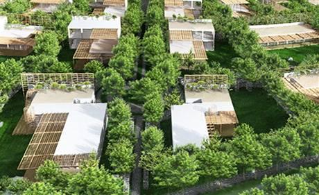 Zelená obytná krajina Tejnice