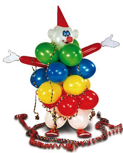Dekorace z balónků - Balónky s.r.o.