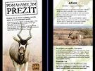 "Pra�sk� ZOO se aktivn� ��astn� projektu ""Ochrana posledn� voln� �ij�c� populace adaxe v Nigeru""."