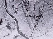 Výbuch atomové bomby v Hirošimě - Snímky zachycují japonské město Hirošima před a po výbuchu atomové bomby.