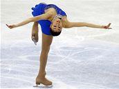 PORAŽENÁ. Olympijská vítězka Kim Ju-na z Koreje skončila na mistrovství světa druhá.