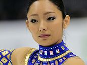 BEZ MEDAILE. Japonka Miki Andoová skončila na mistrovství světa těsně pod stupni vítězů - čtvrtá.