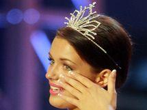 Česká Miss 2010 Jitka Válková