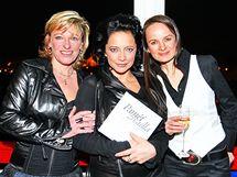 Lucie Paulová, Lucie Bílá a Lenka Hatašová