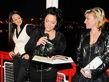 Lucie Bílá, Lucie Paulová a Lenka Hatašová