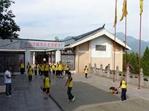 Příprava shaolinských mnichů