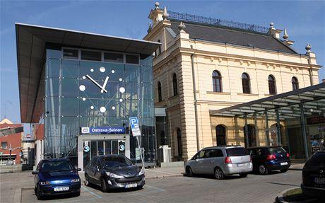 Nádraží Ostrava - Svinov