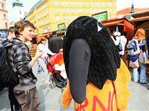 Velikonoční trhy na náměstí Svobody