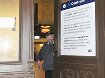 Ve 23:00 se hlavní nádraží v Brně uzavírá