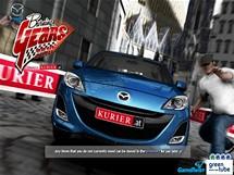 Mazda burning gears 3