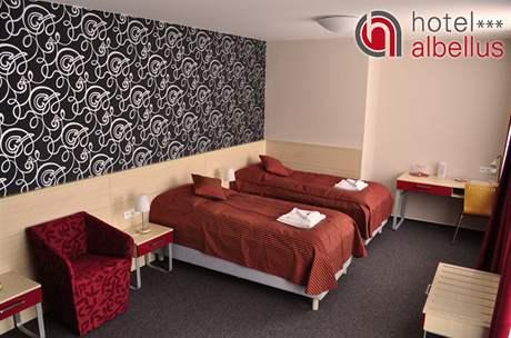 Hotel ALBELLUS - Pokoj pro hosty