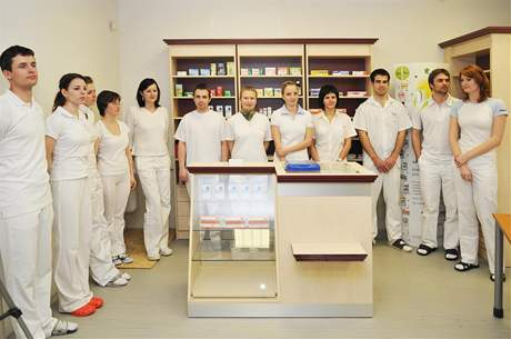Mistrovství v lékárenské komunikaci v Brně