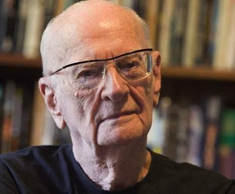 Spisovatel a vizionář Arthur C. Clarke