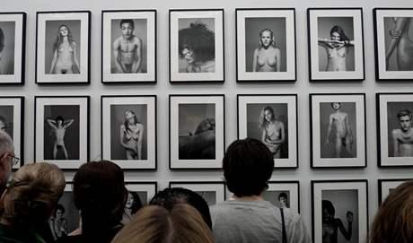 McGinley fotil víc než 150 modelů.