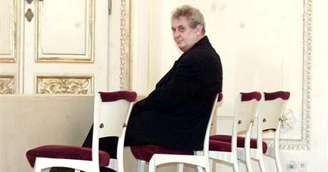 2003 - volba prezidenta