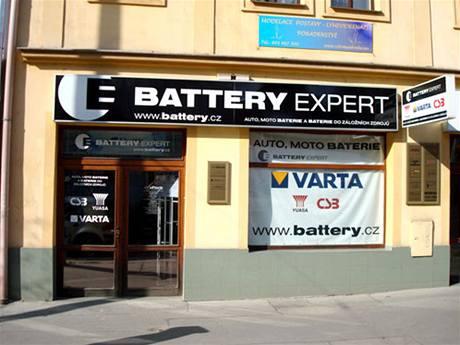provozovna Battery Import s.r.o.