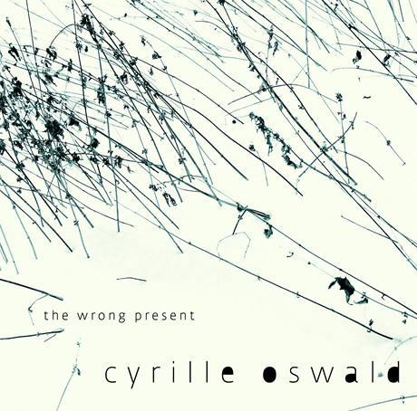 Obal alba Cyrilleho Oswalda The Wrong Present