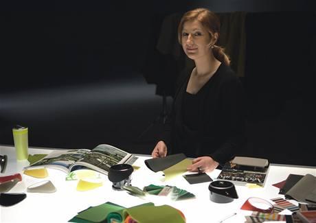 Jana Bonková, designérka Audi