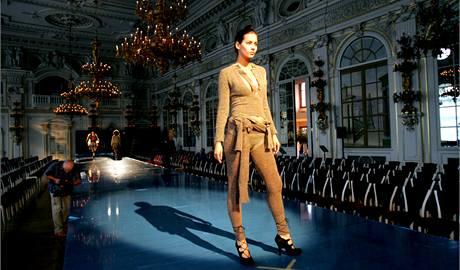 2006 - módní přehlídky návrhářky Vivienne Westwoodové