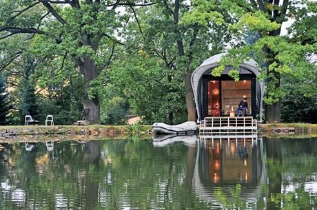 Vodní  plocha zvaná Másílko byla zrekultivována jako rybník