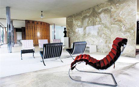 Úprava interiérů brněnského architektonického skvostu, vily Tugendhat, se moc nepovedla