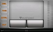 GRemote Pro - Touchpad landscape