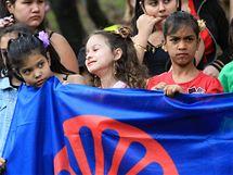 Brněnští Romové slavili Mezinárodní den Romů